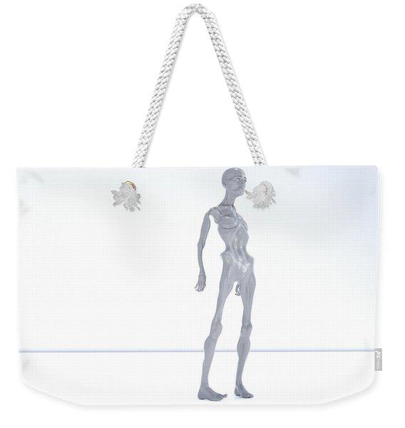 The Beautiful Lisa Frown 027 Weekender Tote Bag