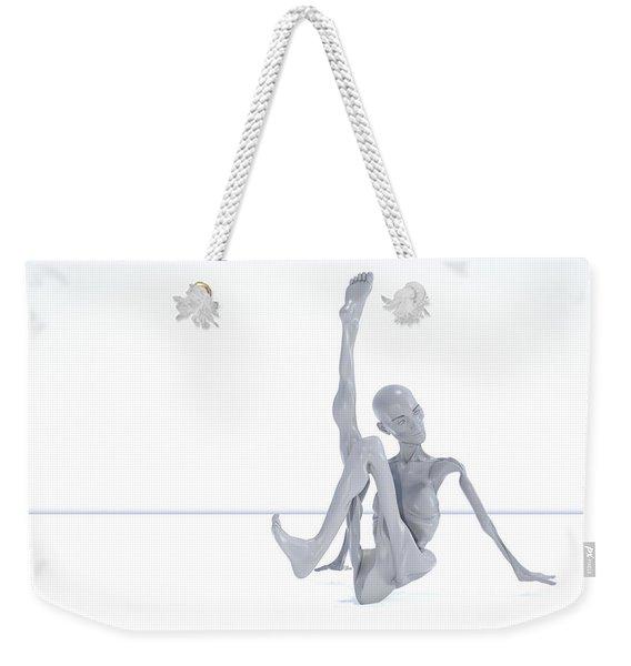 The Beautiful Lisa Show 083 Weekender Tote Bag
