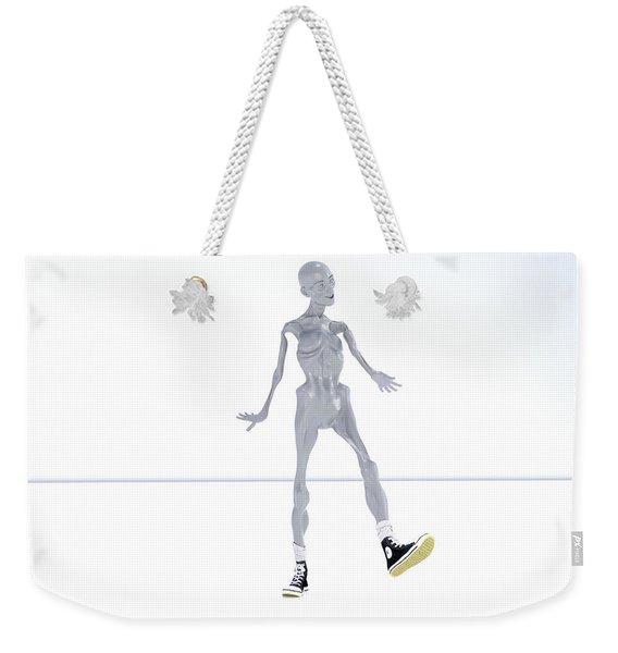 The Beautiful Lisa Shoe 047 Weekender Tote Bag