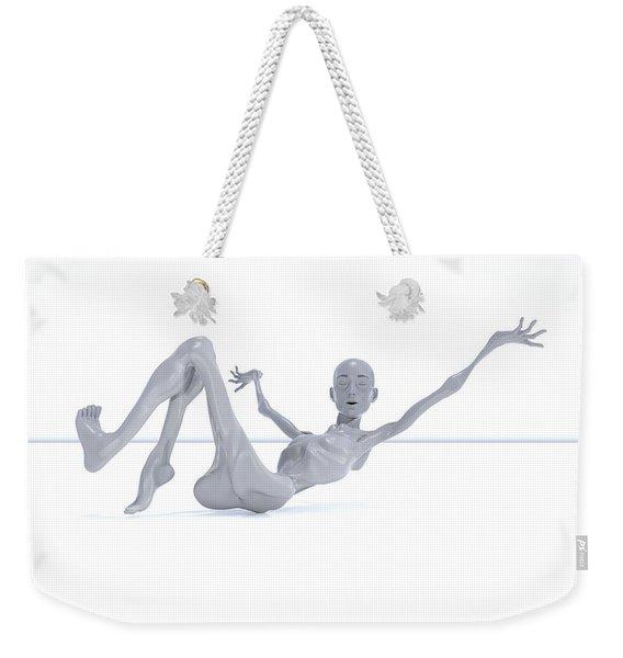 The Beautiful Lisa Sing 023 Weekender Tote Bag