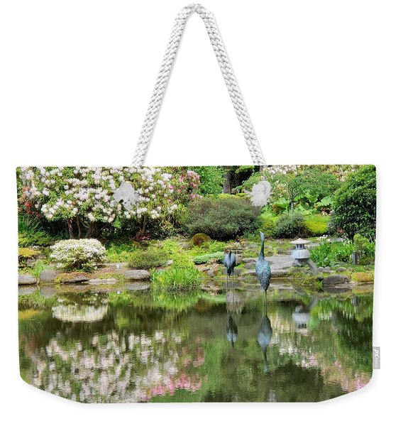 The Birds Of Shore Acres Weekender Tote Bag