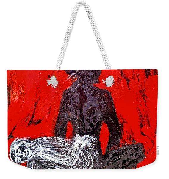 The Blood Hot Fantasy Weekender Tote Bag