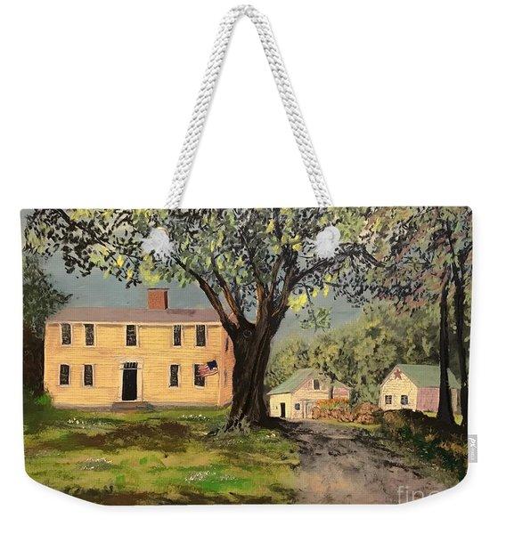 The Brackett Farm Weekender Tote Bag