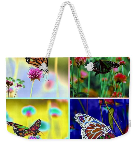 The Butterfly Collection 1. Weekender Tote Bag
