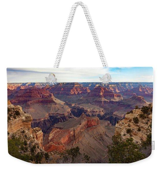 The Canyon Awakens Weekender Tote Bag