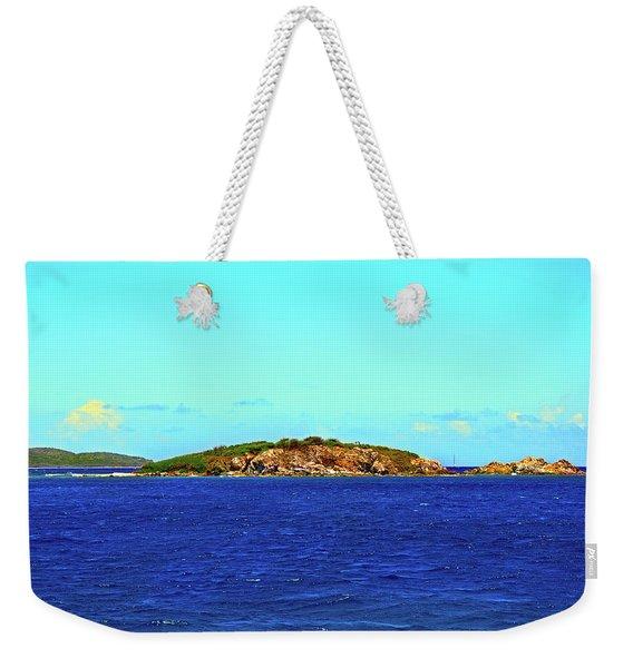 The Cay Weekender Tote Bag