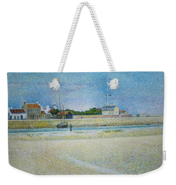 The Channel Of Gravelines Grand Fort Philippe Weekender Tote Bag