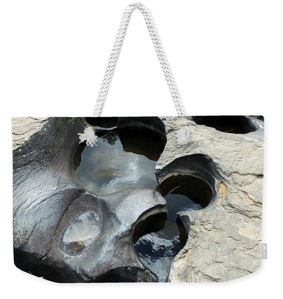 The Chutes Weekender Tote Bag