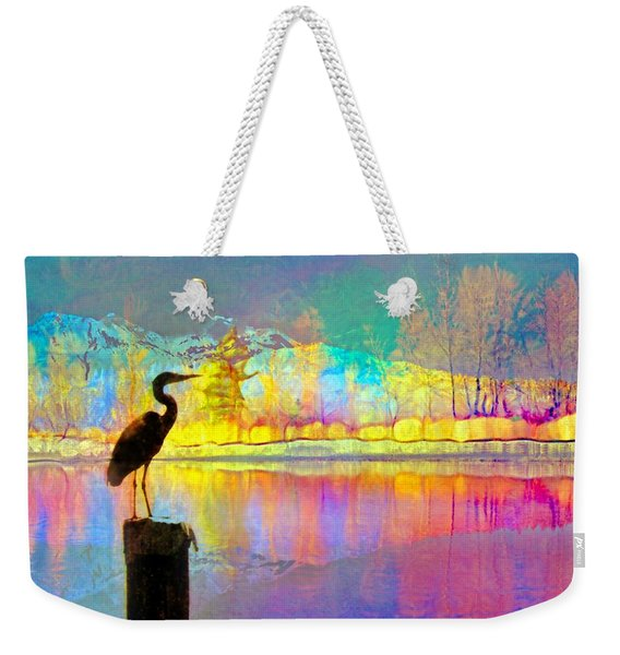 The Collector Of Morning Colours Weekender Tote Bag