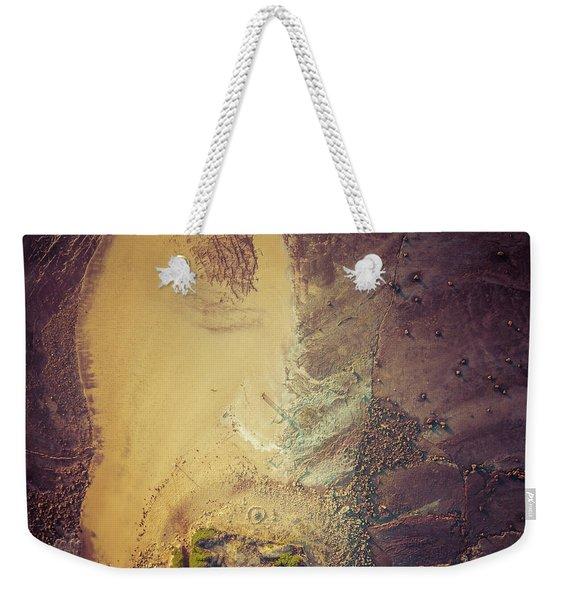 The Colours Of Longreef Weekender Tote Bag