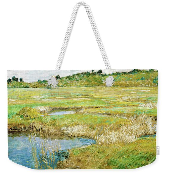 The Concord Meadow - Digital Remastered Edition Weekender Tote Bag