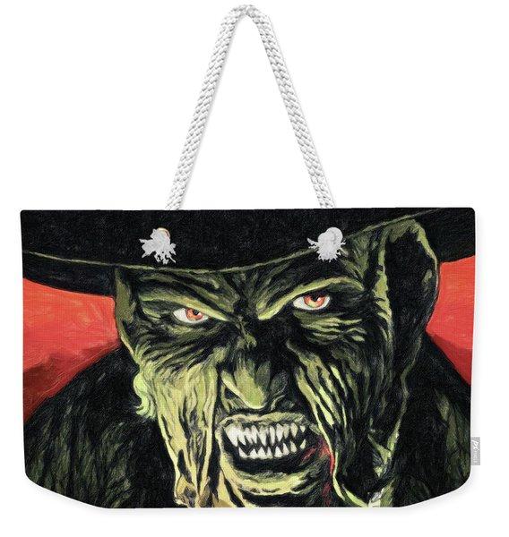 The Creeper Weekender Tote Bag