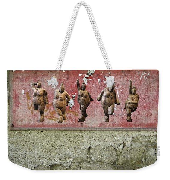 The Crones - Venus Dancing  Weekender Tote Bag