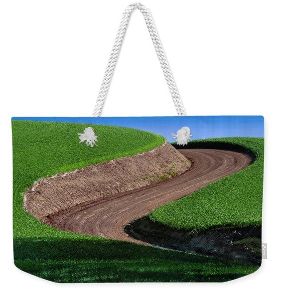 The Curve Weekender Tote Bag