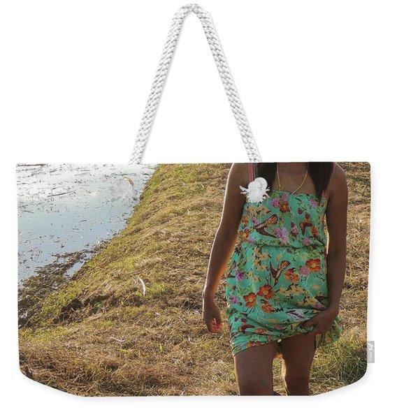 The Dancing Girl Weekender Tote Bag