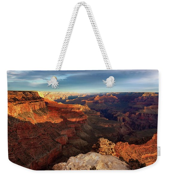 The Dawn Of A New Day Weekender Tote Bag