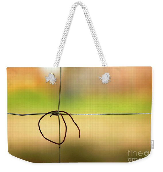 The Days Go By Weekender Tote Bag