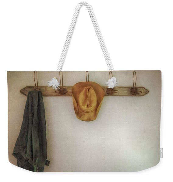 The Day's Leftovers Weekender Tote Bag