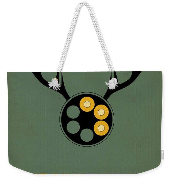 The Deer Hunter Weekender Tote Bag
