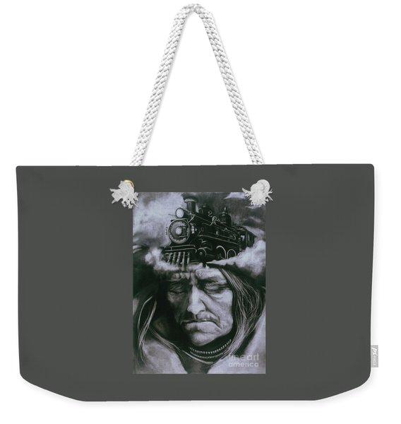 The Demise Weekender Tote Bag