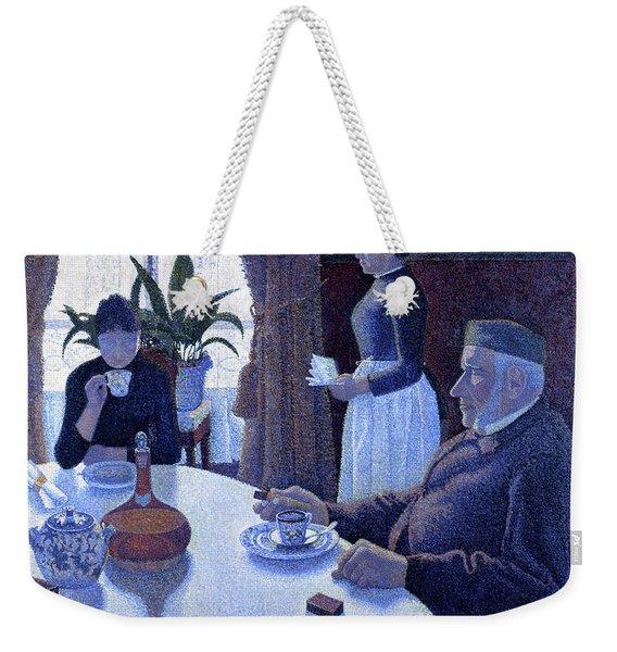 The Dining Room - Digital Remastered Edition Weekender Tote Bag