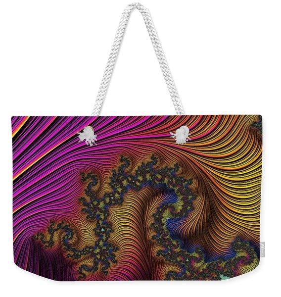 The Dragon Weekender Tote Bag