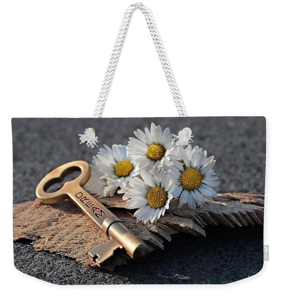 The Dream Key Weekender Tote Bag