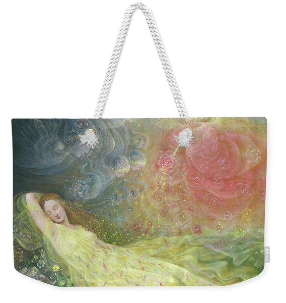 The Dream Of Venus Weekender Tote Bag