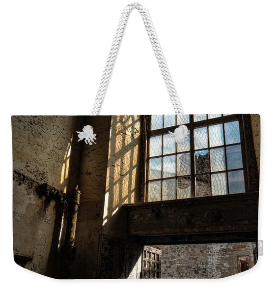 The End Of The Cellblock Weekender Tote Bag