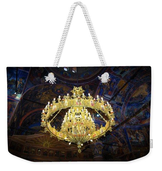 The Faith In Us Weekender Tote Bag