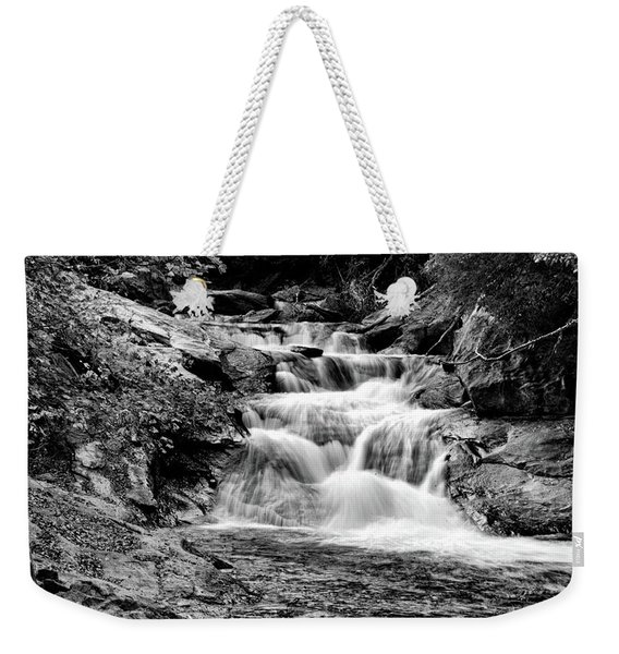 The Falls End Weekender Tote Bag