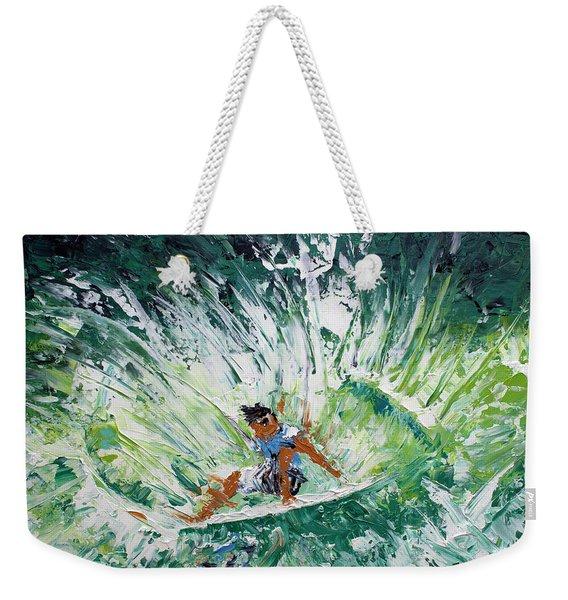 The Fan Weekender Tote Bag