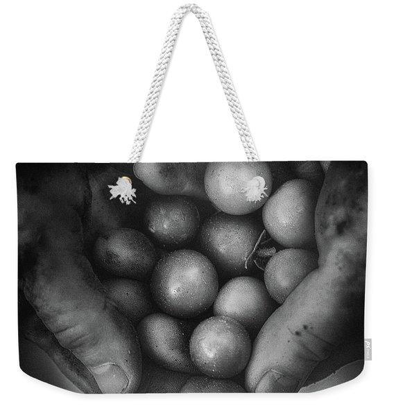 The Farmer's Daughter Weekender Tote Bag