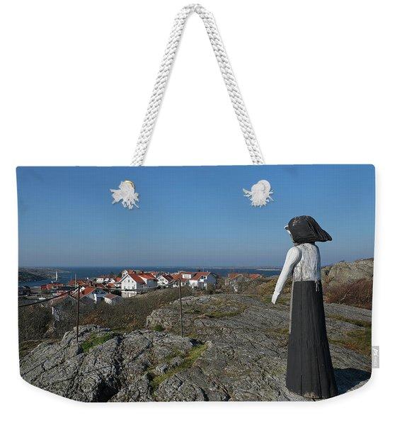 The Fisherman's Wife Weekender Tote Bag