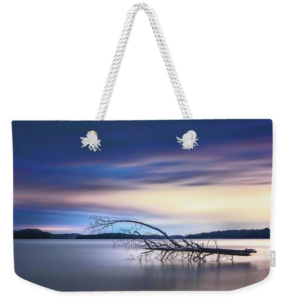 The Floating Tree Weekender Tote Bag