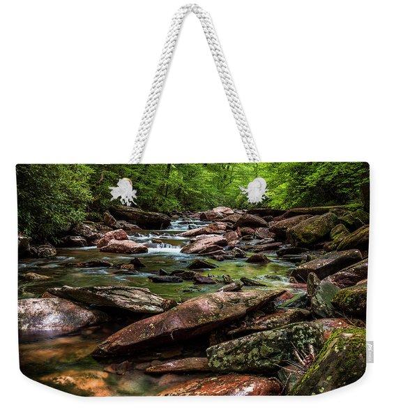 The Forest Primeval Weekender Tote Bag
