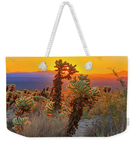 The Fourth Day Weekender Tote Bag