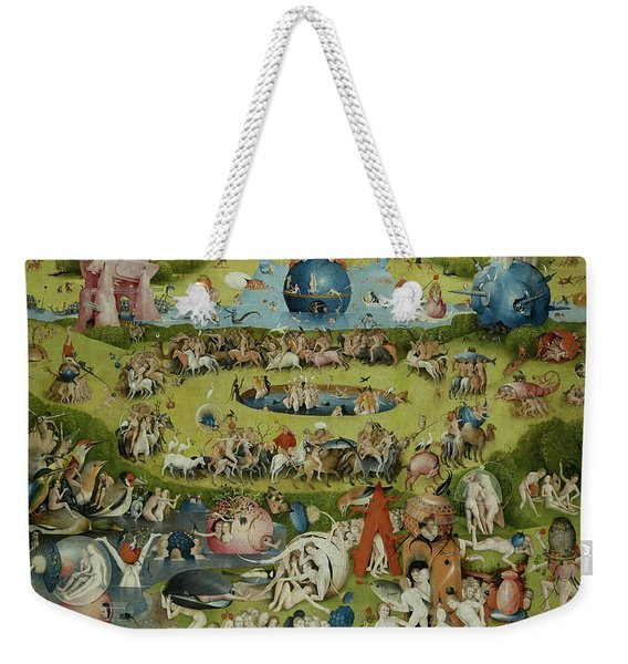 The Garden Of Earthly Delights, Center Panel Weekender Tote Bag