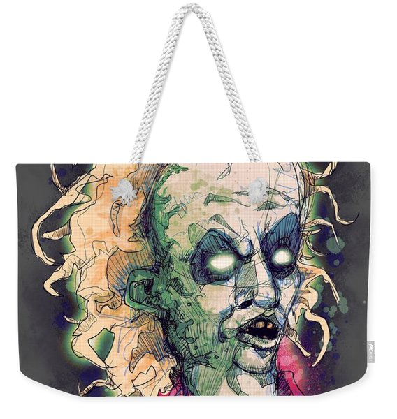 The Ghost With The Most Weekender Tote Bag