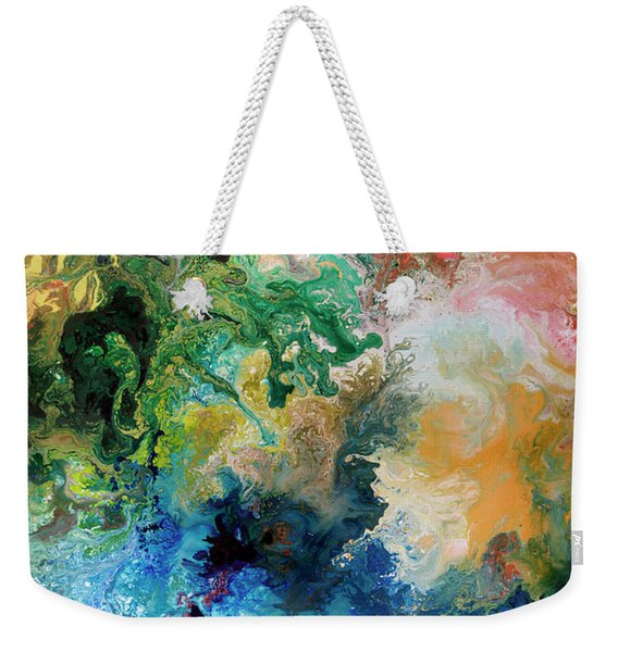 The Great Diversity Weekender Tote Bag