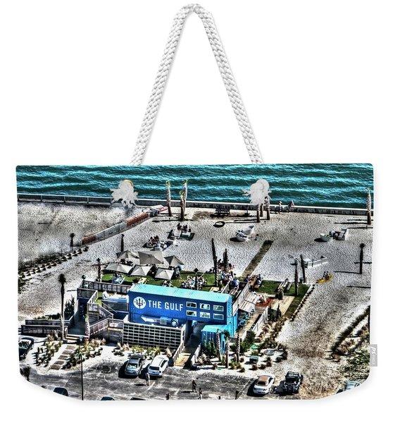 The Gulf Weekender Tote Bag
