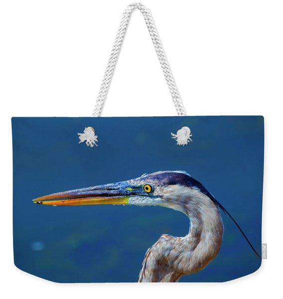 The Headshot Weekender Tote Bag
