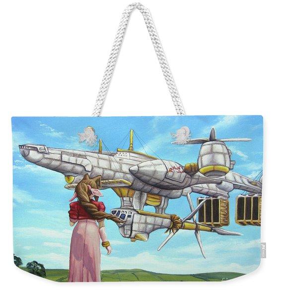 The Highwind Weekender Tote Bag