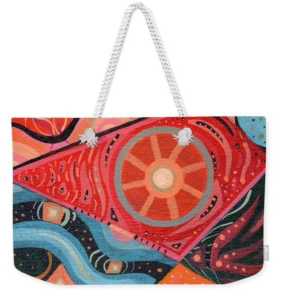 The Joy Of Design L I I I Weekender Tote Bag