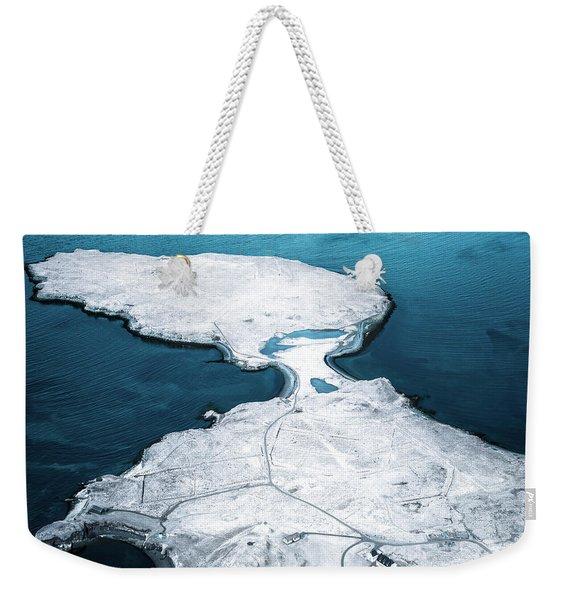 The Land Of Solitude Weekender Tote Bag