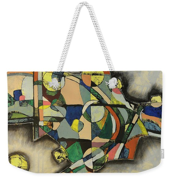 The Life Of Turf Weekender Tote Bag