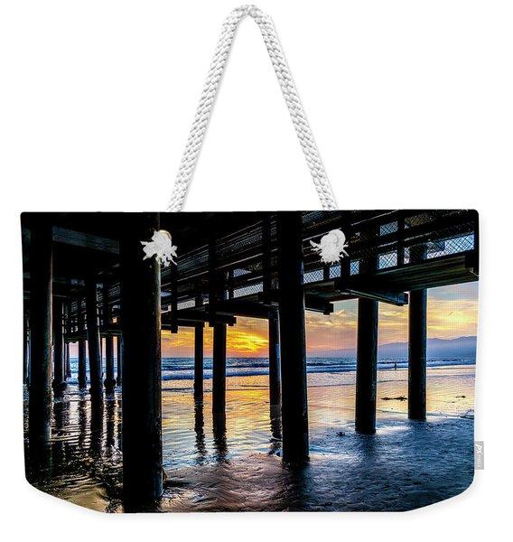 The Light Downunder Weekender Tote Bag