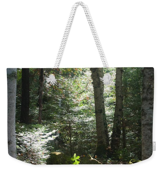 The Living Forest Weekender Tote Bag