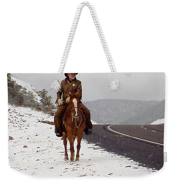 The Lone Ranger Weekender Tote Bag