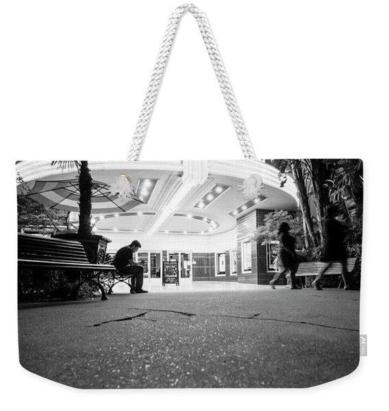 The Loner- Weekender Tote Bag